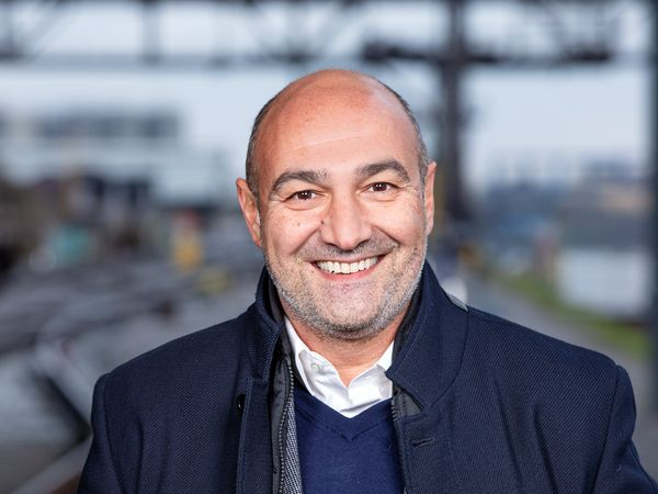 Massimo Bianco, CEO ITS International Transport & Shipping Ltd.